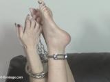 Sophia Smith Self Metal Bondage
