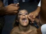 Sextreme, Bukkake Swallowing #38