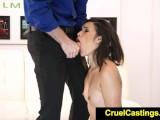 FetishNetwork Eden Sinclair Teen Casting BDSM Humilation Domination Casting