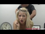Hot Russian Teen Casting Couch – Full Video