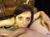 Skinny Teen On Casting Couch Gets Fucked Hard
