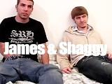 James & Shaggy