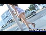 Candiee P Public Flashing Hottie Pt2