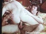 Hairy Pussy Vintage Teen Gets Fucked – 1970s Porn