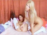 2 Girls Having Fun On Cam