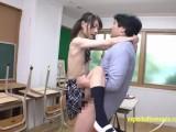 Skinny Japanese Girl
