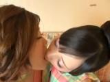 Japanese Lesbian Girls Kiss 10