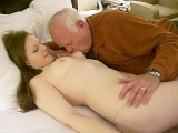 Katharine Nadzak Lets Filthy Old 82 Year Old Eat Her Pussy