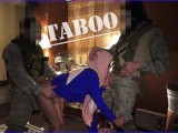 TOUR OF BOOTY – Local Arab Working Girl Entertains American Soldiers In The