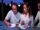 Alycia (Alicia) Lopez Smokes Then Fucks – French Metisse Sexe En Trio