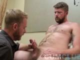CumClub: Swallowing Jesse's Load