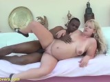 Cute Preggo Teens First Interracial Sex