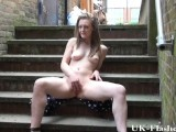 Skinny Blonde Teens Public Nudity And Outdoor Masturbation Of Crazy Young