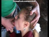 Young Blonde Fucked On The Bay