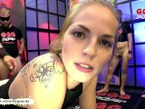 Monster Cock Makes Young Bibi Moan – German Goo Girls