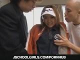 School Hardcore For Young Saya Ueto