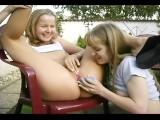 HORNY LITTLE SCHOOL GIRLS – Scene 5