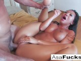 Asa Akira's Hard Fuck To Remember