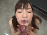 Hot Japanese Facials (Name:鈴村あいり)