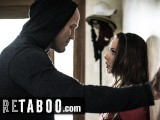 PURE TABOO Abigail Mac Given Agonizing Choice By Home Invader