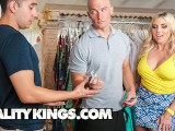 Reality Kings – Curvy Big Tit Blonde Christie Stevens