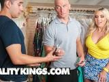 Reality Kings – Curvy Big Tit Blonde Christie Stevens