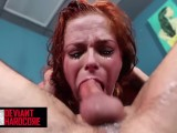 Deviant Hardcore – Sub Penny Pax Gets Tied Up And Face Fucked