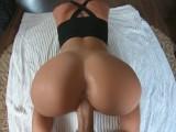 Big Teen Ass Get Fucked By Huge Fat Cock – Homemade