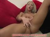 Sammie Rhodes Fingers Her Sweet Pussy