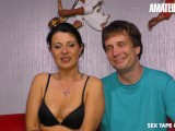 AmateurEuro – Horny German Amateur Couple Film Their First SexTape