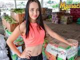 CarneDelMercado – Small Tits Latina Teen Rough POV Sex Afterwork MamacitaZ