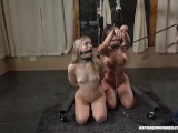Cute Teen Girls BDSM Punishment Porn Video
