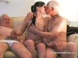 Two Old Men Pay To Fuck A Teen