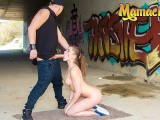 Chicas Loca – Evelina Darling Petite Russian Teen Almost Got Caught In Risky Outdoor Fuck
