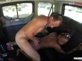 VIPSEXVAULT – Kinky Czech Teen Seduced And Fucked By Uber Driver