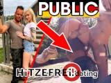 HITZEFREI.dating CAUGHT By POLICE: Blonde Teen Girl Fucked PUBLIC (Arteya)