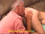 Hot Teen LOVES A DADDY DICK