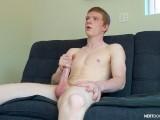 NextDoorCasting – Horny 18 Year Old Ginger Teen's Jerk Off Audition